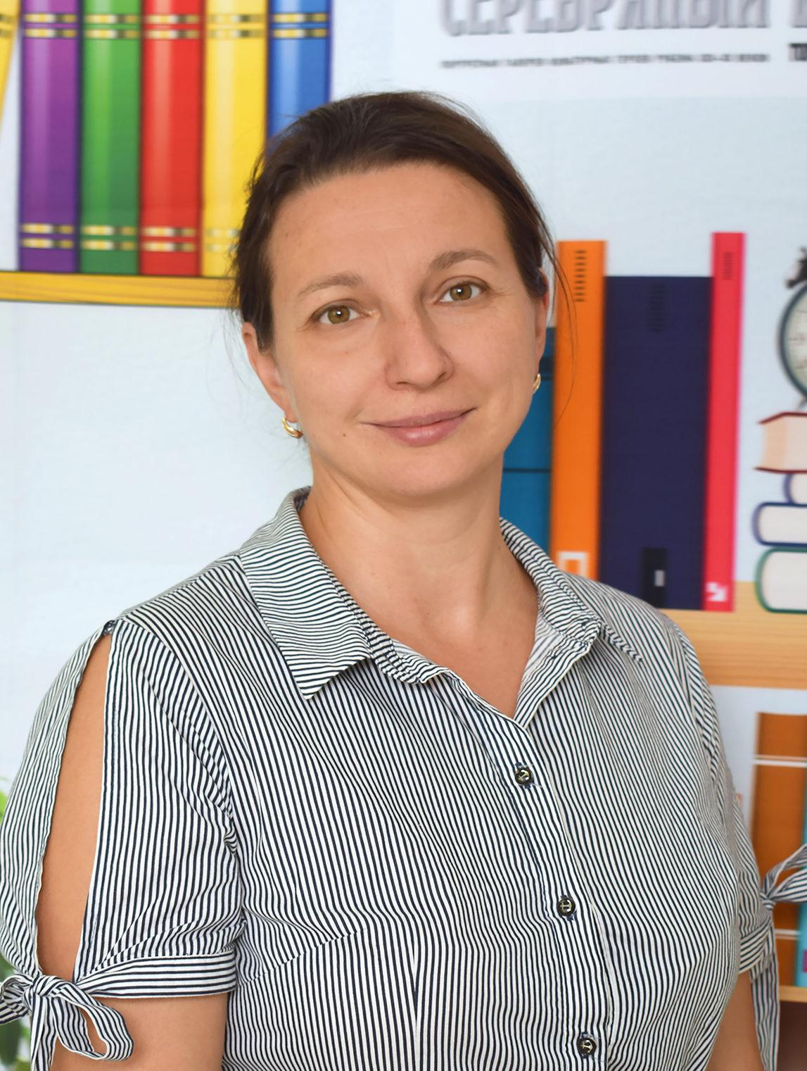Афанасенко Маргарита Владимировна