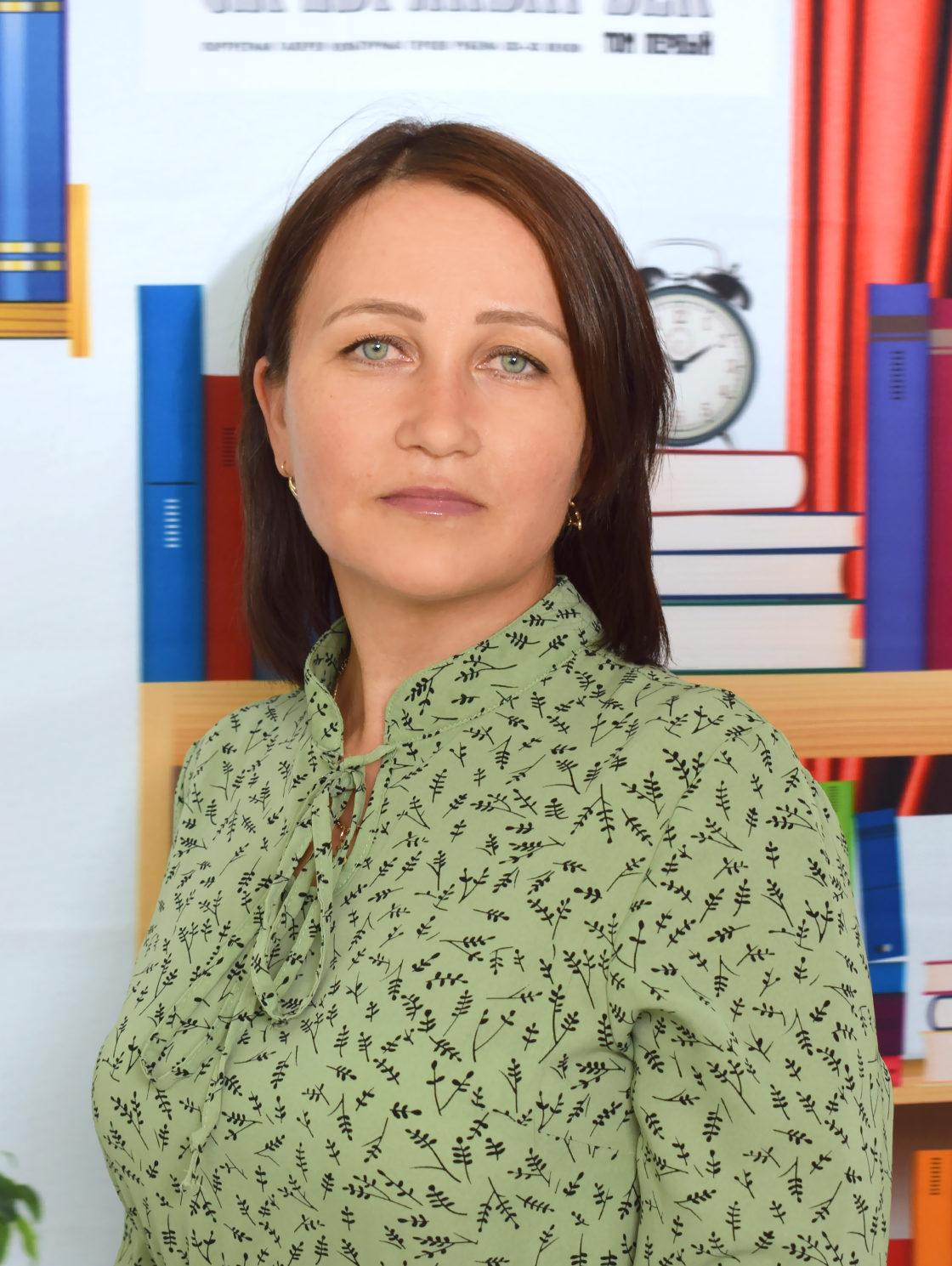 Кузнецова Татьяна Аркадьевна