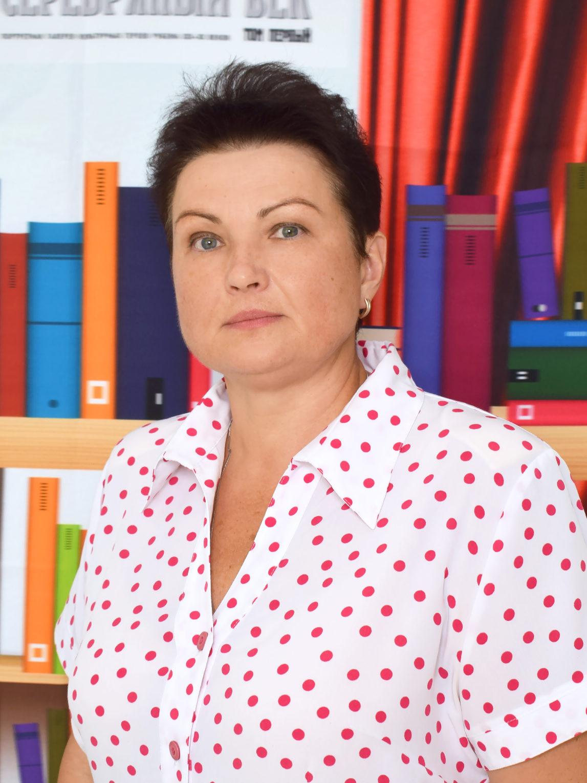 Сорокина Ольга Влдаимировна