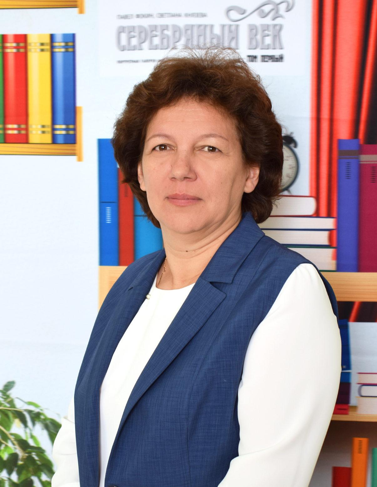 Юткина Наталья Михайловна