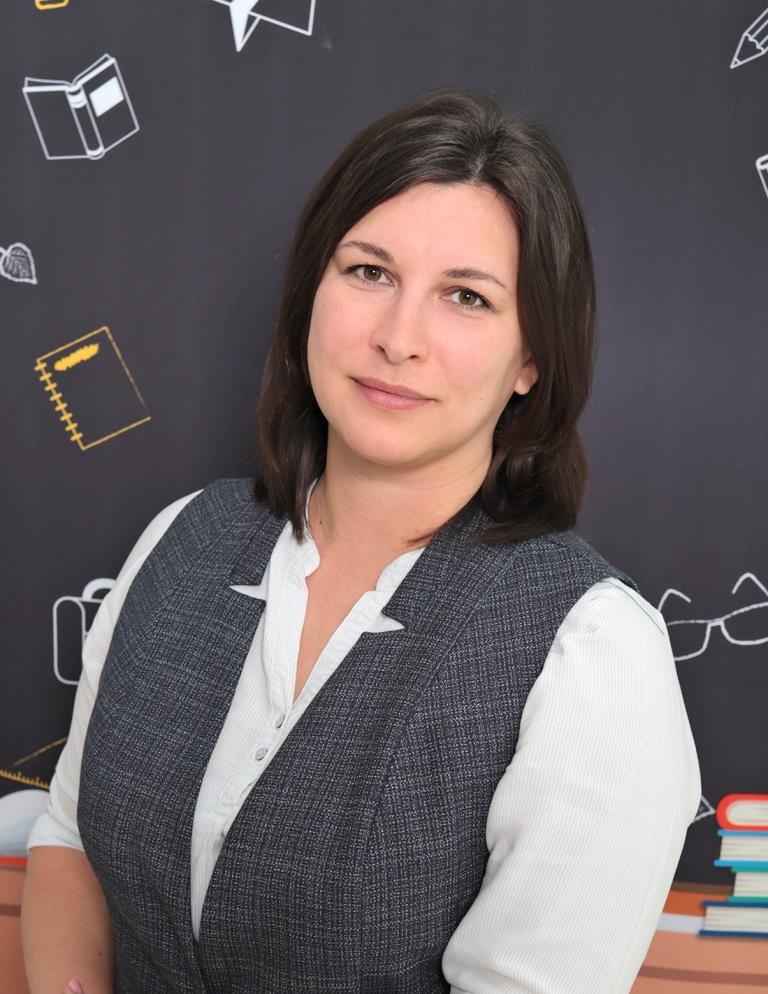 Овчинникова Ирина Александровна