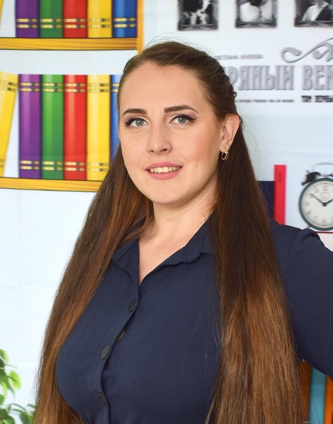Короткова Екатерина Сергеевна