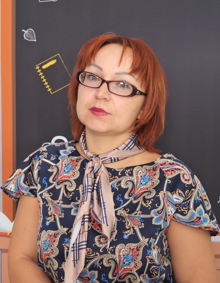 Башкинцева Лилия Маратовна